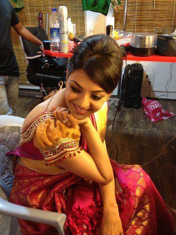 Kajal Bridal Silk Blouse