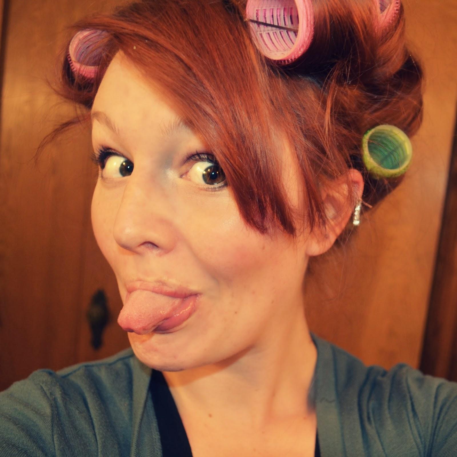 {walker whimsy}: Hot Roller Hairpocalypse