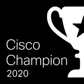 Cisco Champion 2020