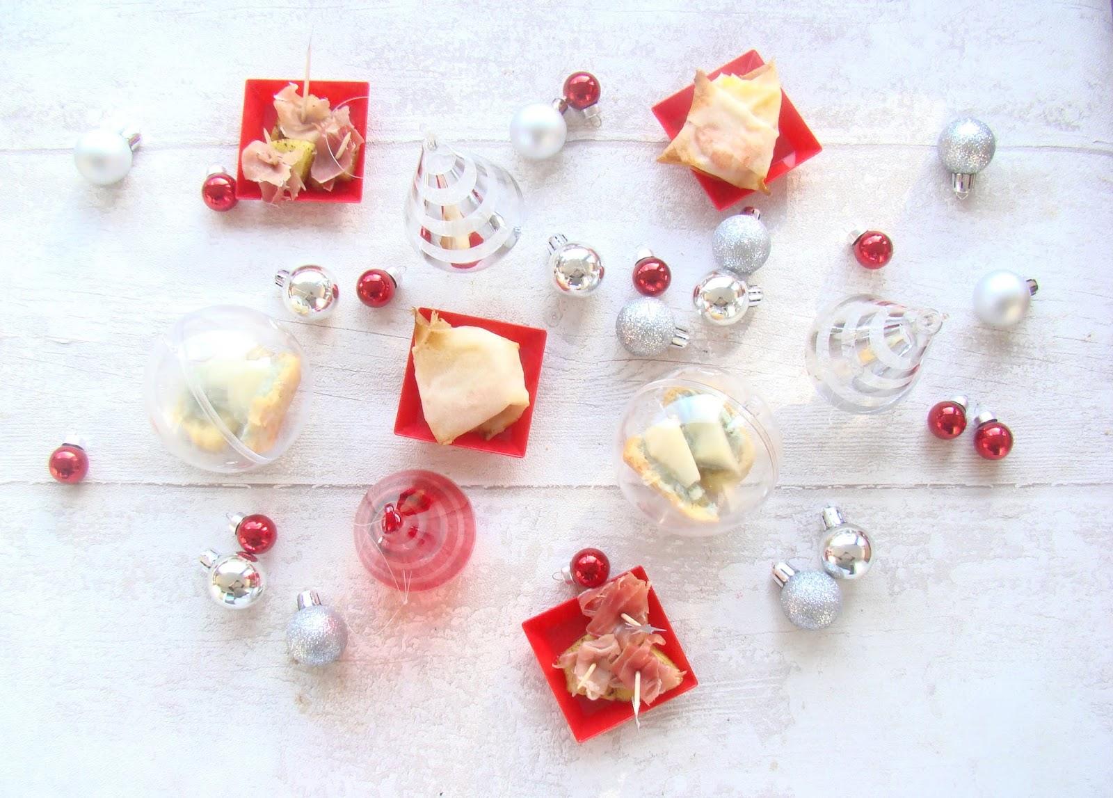 Mes Amuse-Bouches de Noël: les sucrés-salés