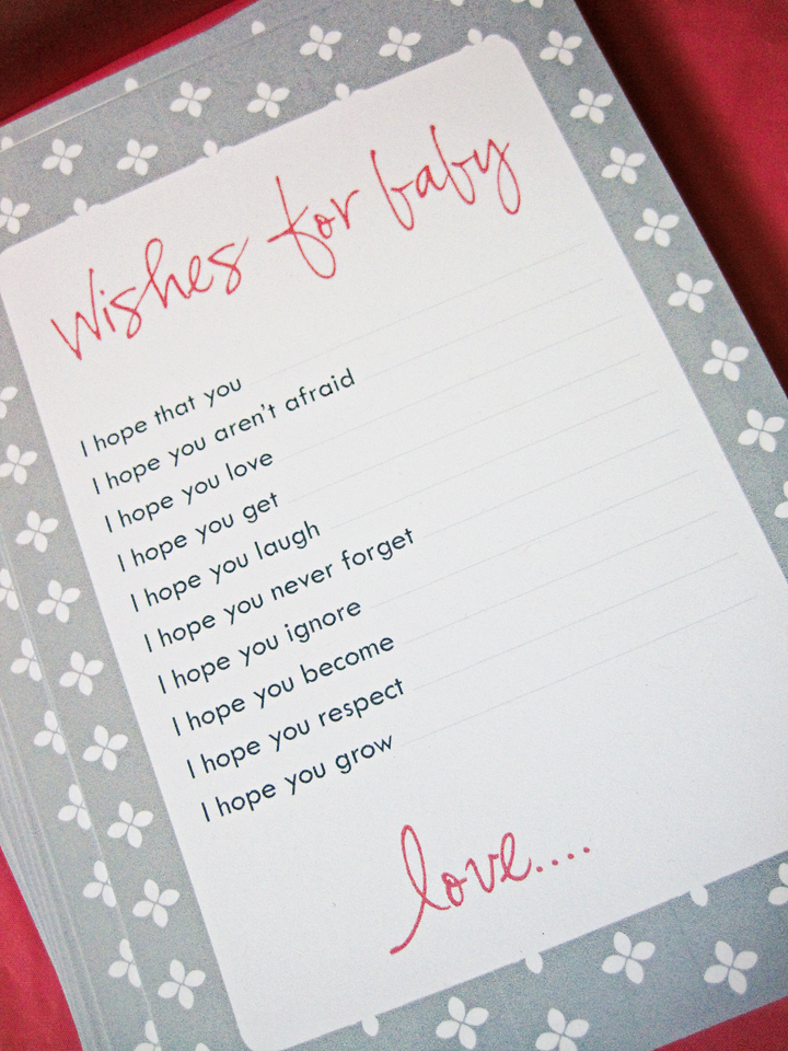 Baby Gift Messages Ideas : Melissa baby shower on frog showers