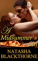 A Midsummer's Sin, available now from Amazon and Barnes & Noble $1.99/£0.77