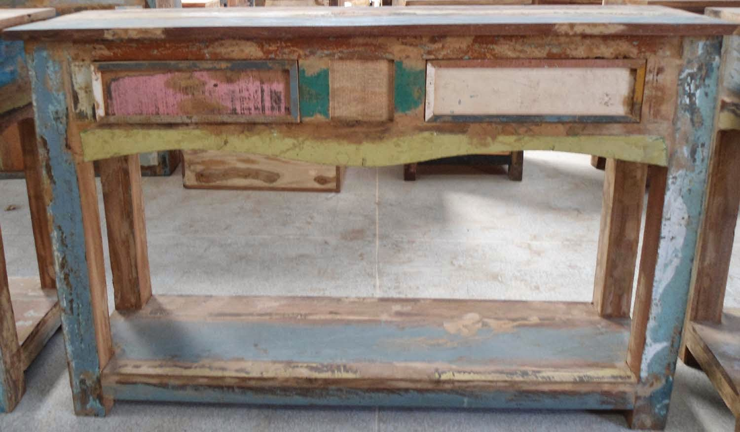 Superb img of Indian Furniture: Recycle Wood Furniture From Jodhpur. with #664534 color and 1500x876 pixels