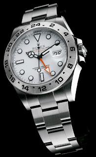 Montre Rolex Explorer II référence 216570