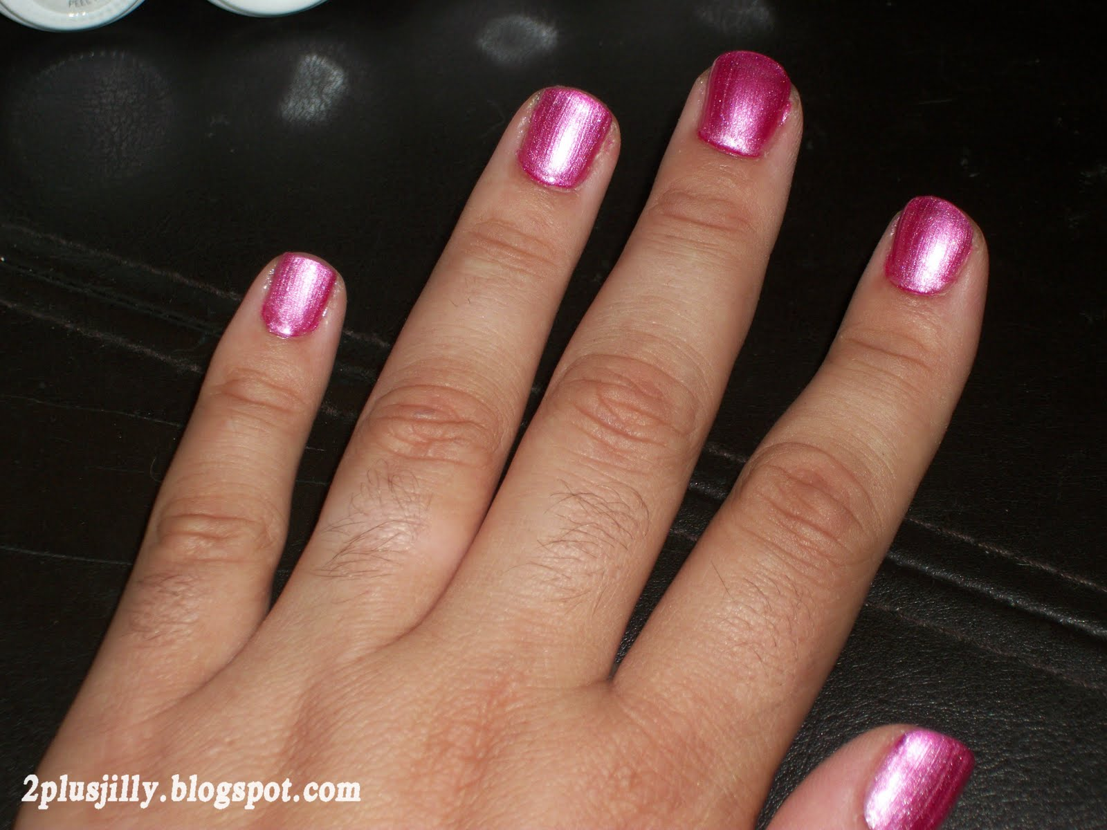 Two Plus Jilly: At Home Gel Nails