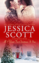 WIN AN I-PAD GIVEAWAY to 11-23 for All I Want for Christmas is You by Jessica Scott! Click on photo