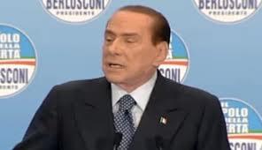 Berlusconi alla fiera...di Milano