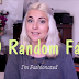 50 Random Facts | Video