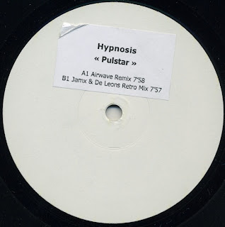 Hypnosis - Pulstar (White Label)