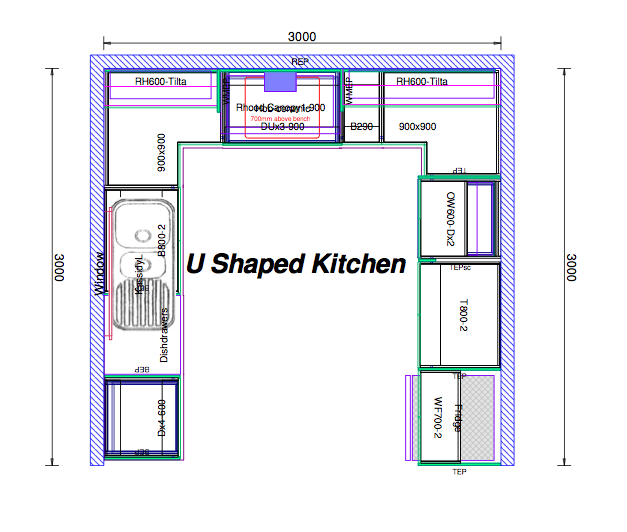 Small Kitchen Layouts Ideas The Kitchen Labs