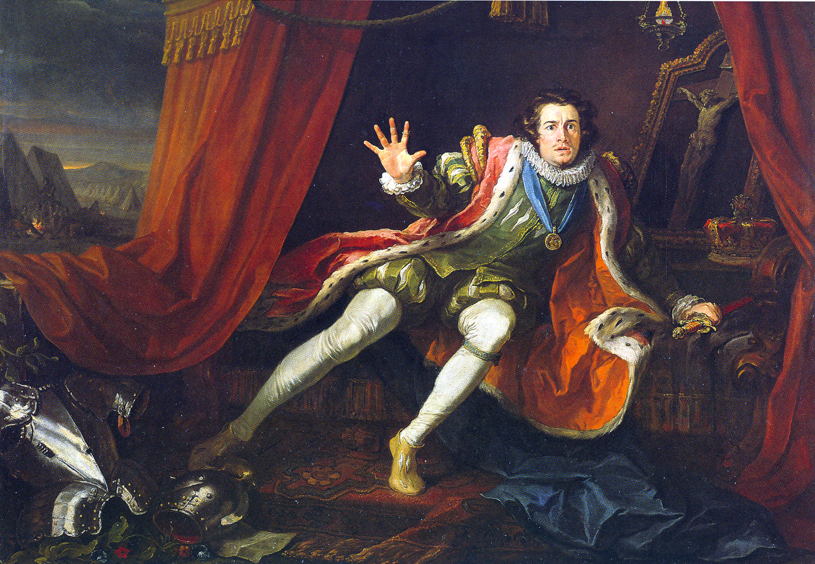 an analysis of the soliloquies of richard in richard iii