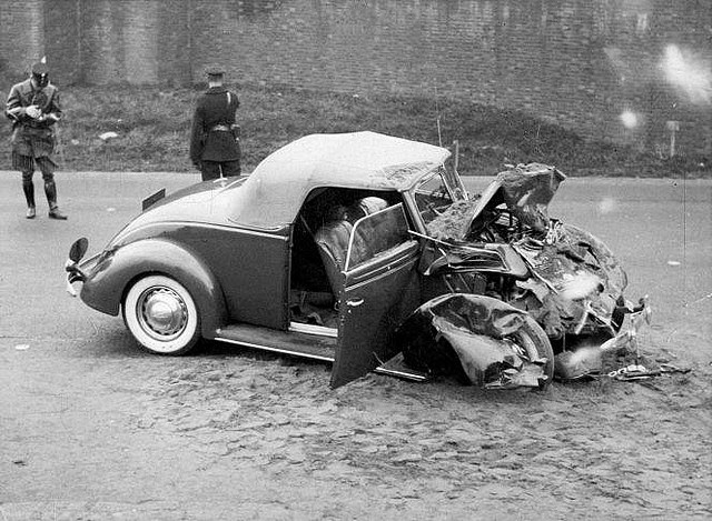 Old Photographs Of Accidents In The Past Vintage Everyday
