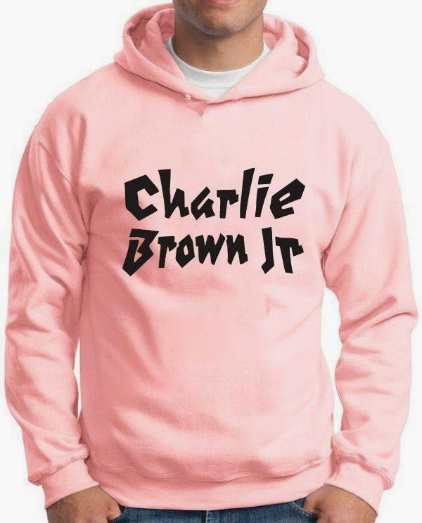 Moletom charlie brown junior