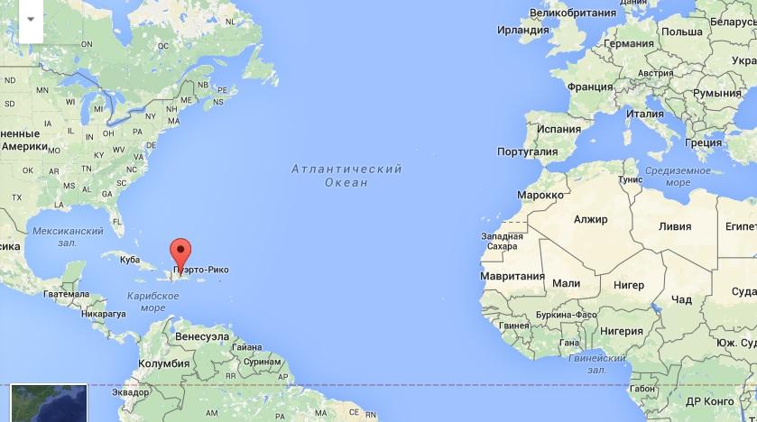 Где находятся доминикана показать на карте