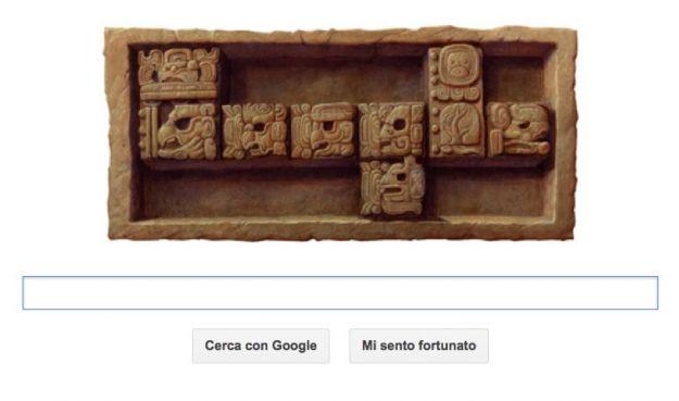 fine calendario maya doodle google