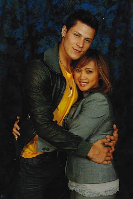 w/ Alex Meraz ~ 2011 Breaking Dawn Convention