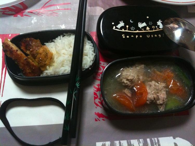 ange 39 s blog mon deuxi me cours de cuisine asiatique. Black Bedroom Furniture Sets. Home Design Ideas
