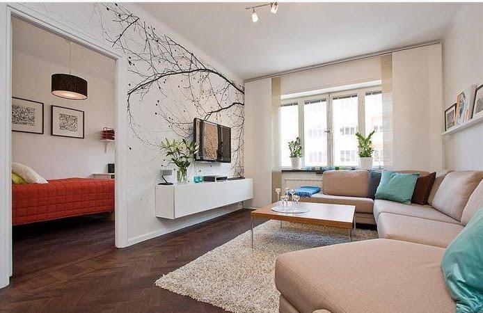 Dise o y decoraci n de apartamentos a m nimos espacios - Apartamentos pequenos decoracion ...