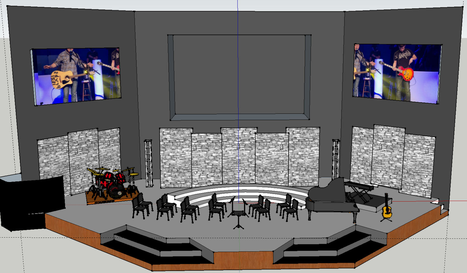 Small Church Stage Design Ideas church stage design ideas Church Stage Design Made Easy