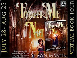 Forget Me Not by Shawn Martin