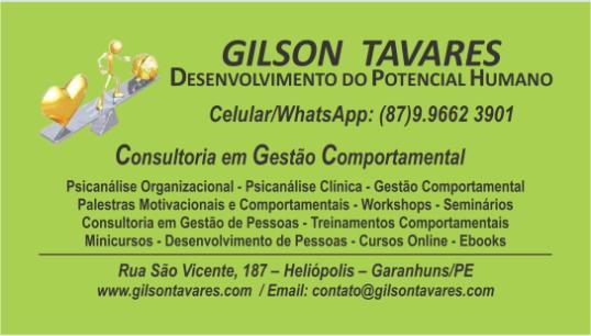 Gilson Tavares