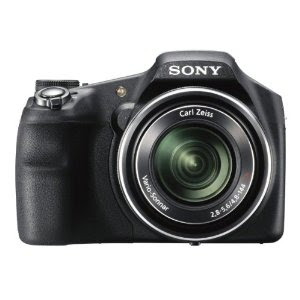 Sony Cyber-shot DSC-HX200V 18.2 MP Exmor R CMOS Digital Camera with 30x Optical Zoom and 3.0-inch LCD