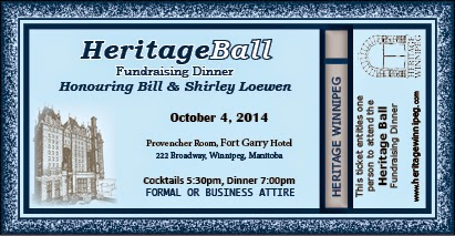 Click here to buy your ticket to the Heritage Ball Fundraising Dinner!