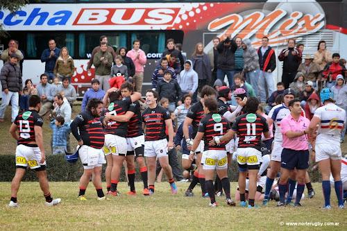 Tigres venció a Natación y Gimnasia