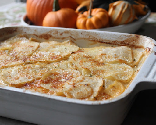 Root Vegetable Gratin – Notes from the Underground