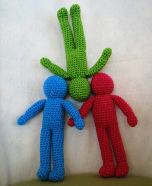 Amigurumi Crochet Difference : amigurumi crochet patterns-Knitting Gallery