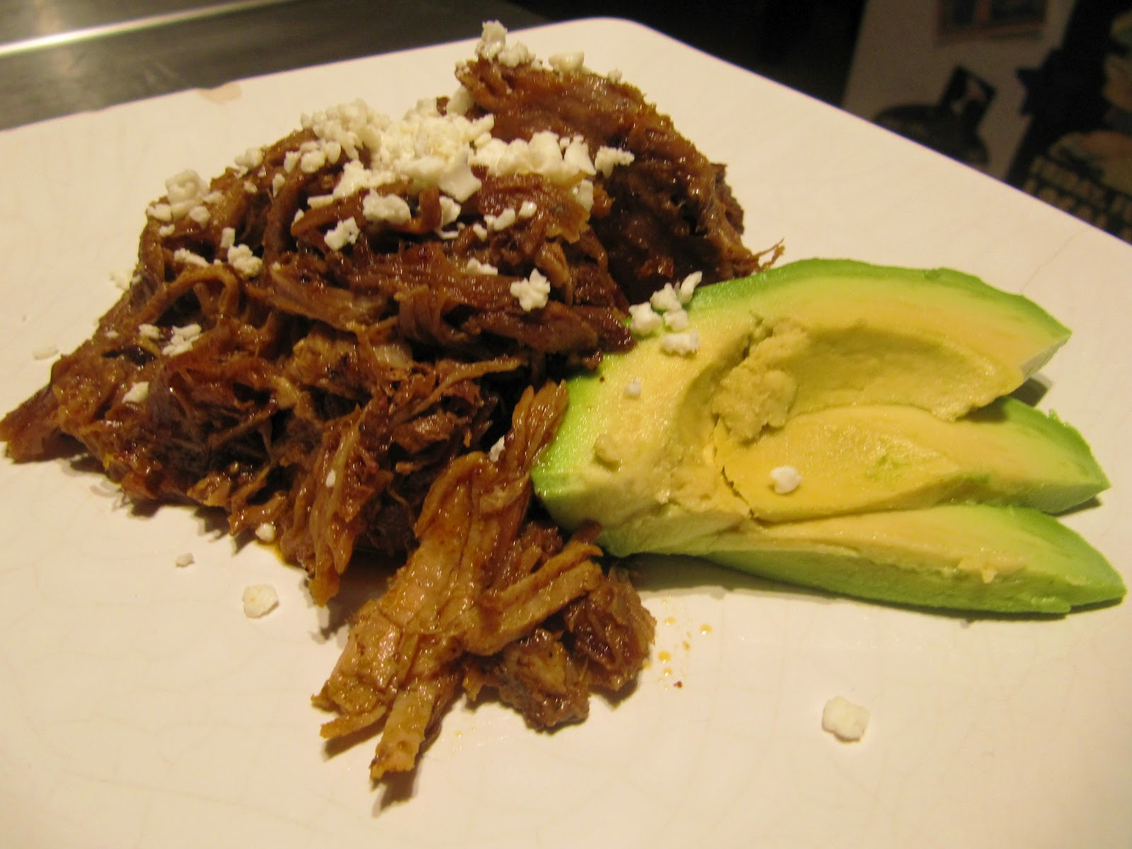 Mama Ozzy's Table: Mama Ozzy's Beer-Braised Carnitas