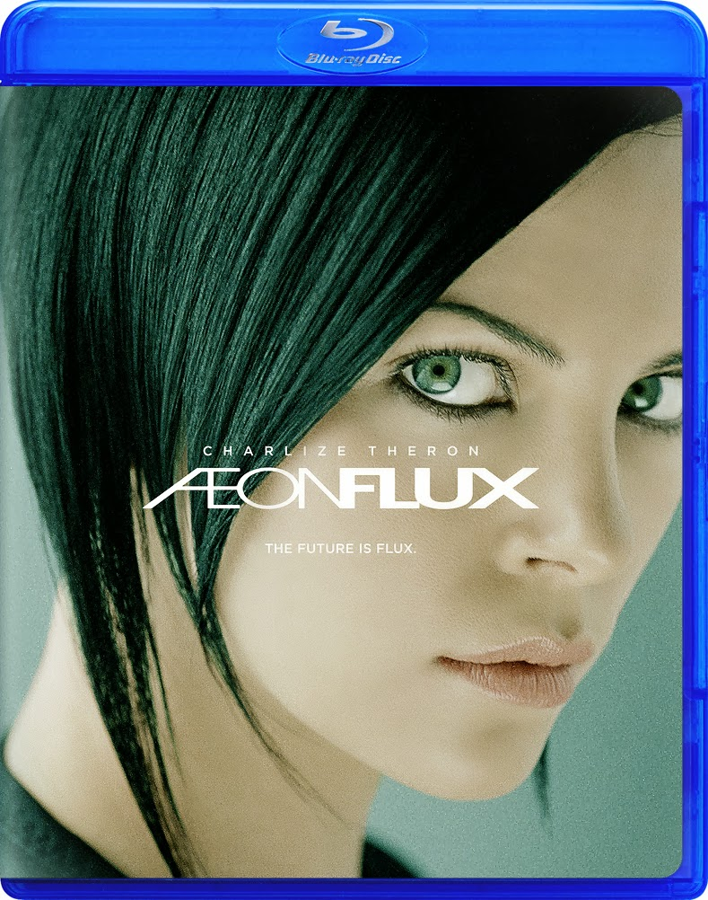 Capa+blu+ray Download Aeon Flux (2005) BluRay 720p Dublado