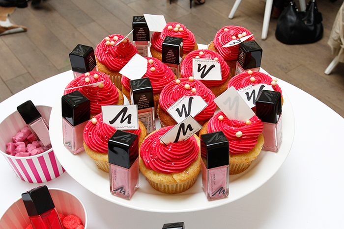 Manhattan Blogger-Event: New Last & Shine Nail Polish Range