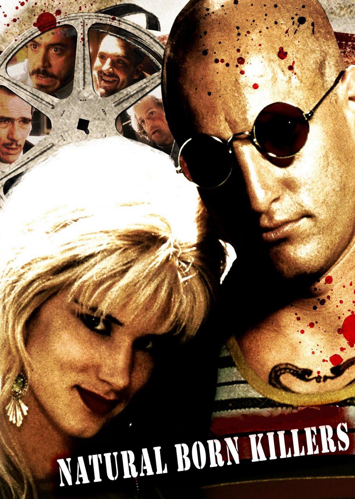 NAMASTE: NATURAL BORN KILLERS - Un Film d'Oliver Stone (1994)