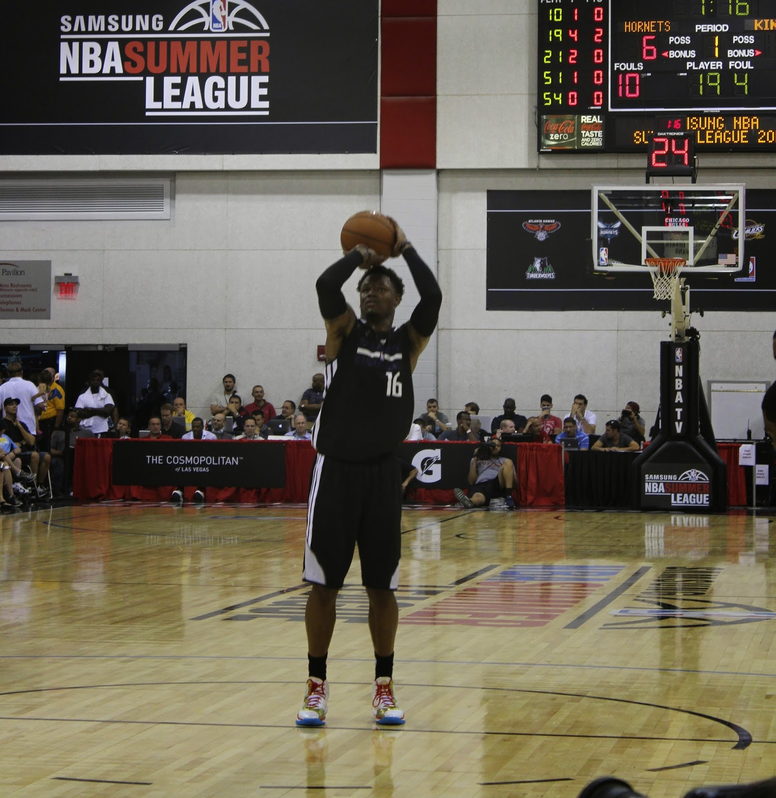 Kings 2014-2015 position preview: Shooting guard