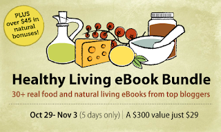 Healthy Living eBook Bundle Sale – Don't Miss This!!! (Ends November 3rd)