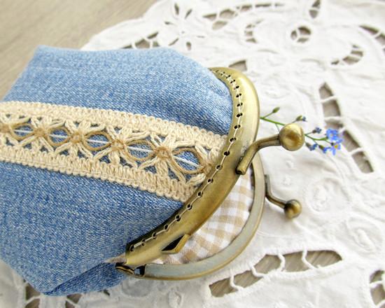 jeans purse, кошелек для монет