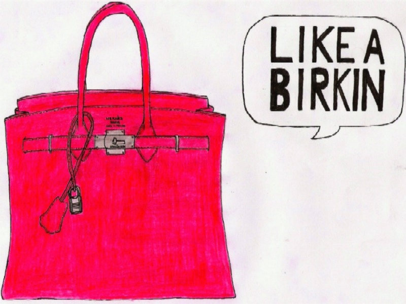 LIKE A BIRKIN