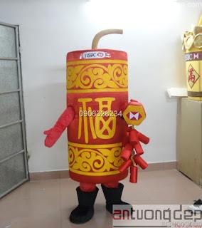 bán mascot
