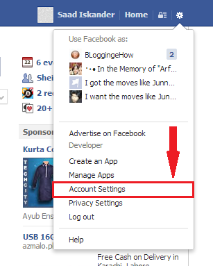 How To Create A Backup Of Your Facebook Data & Photos