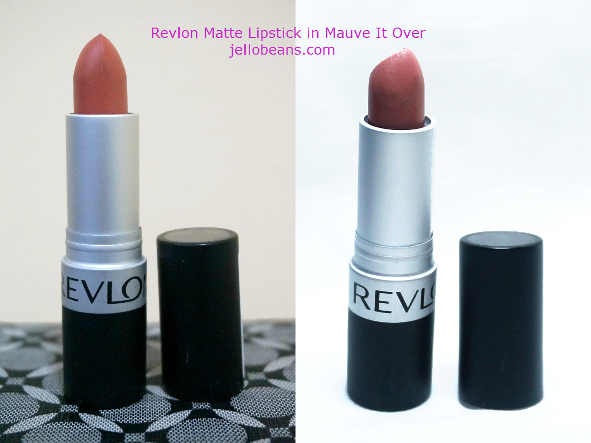 Revlon Matte Lipstick in Mauve It Over