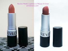 Revlon Matte Lipstick in Mauve It Over