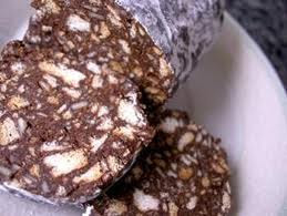 salamone di cioccolata