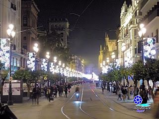Sevilla - Navidad 2012 - Alumbrado 04