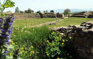 Sarmisegetusa Ulpia-Amphitheatre, Photo