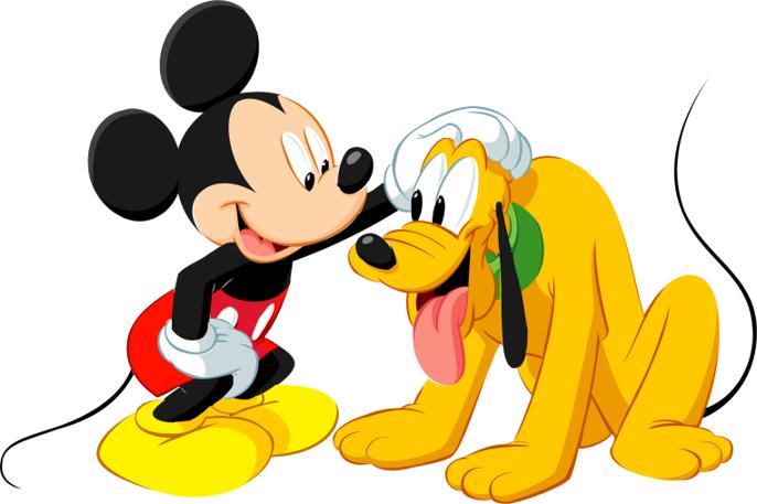 Atalho da web top 10 dos c es mais famosos dos desenhos - Estor mickey mouse ...