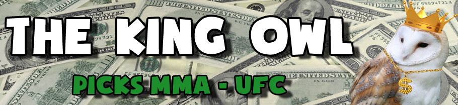 The King Owl - Picks MMA - UFC