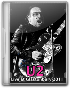 U2 Live at Glastonbury 2011 HDTV