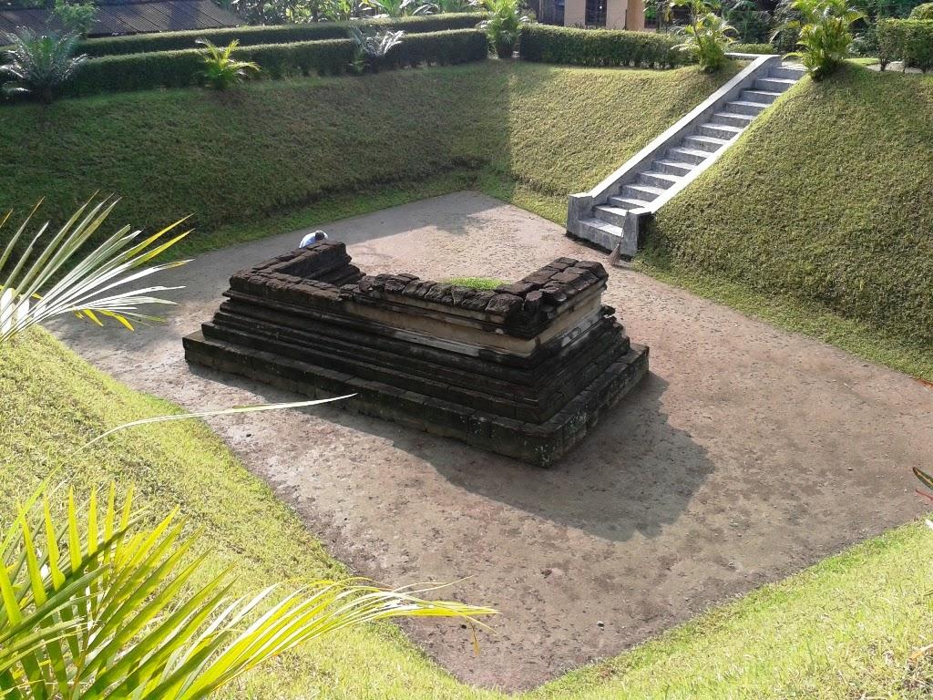 Candi Bintaran di Situs Payak, Piyungan