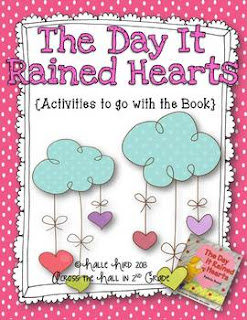 https://www.teacherspayteachers.com/Product/The-Day-It-Rained-Hearts-536014